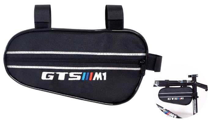 bolsa de quadro para pedalar sem mochila