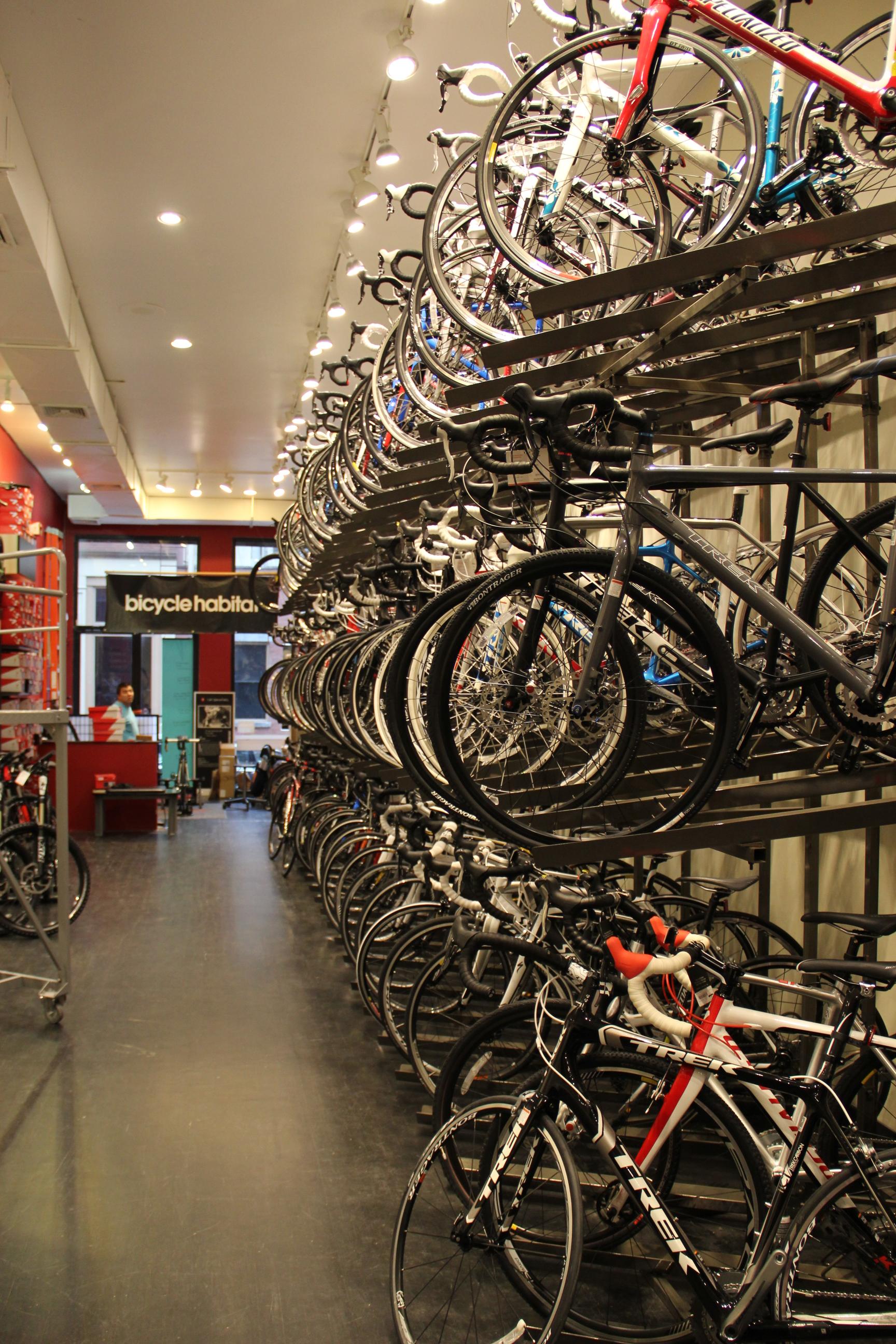 comprar bicicleta em nova iorque