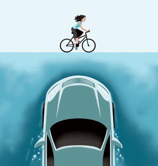 ate-onde-deu-pra-ir-de-bicicleta-arte-christoph-niemann