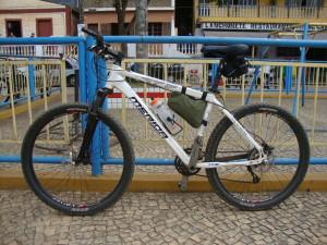 Magrela pronta para o Bike Cana 2013