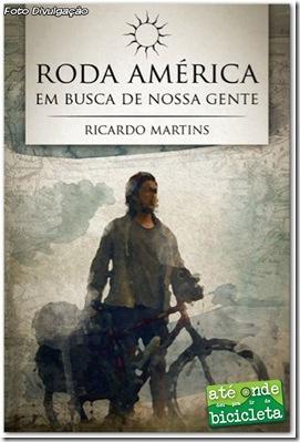 Livro Roda América Capa - Montagem 1