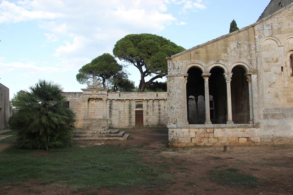 A antiga abadia que hoje virou um museu...