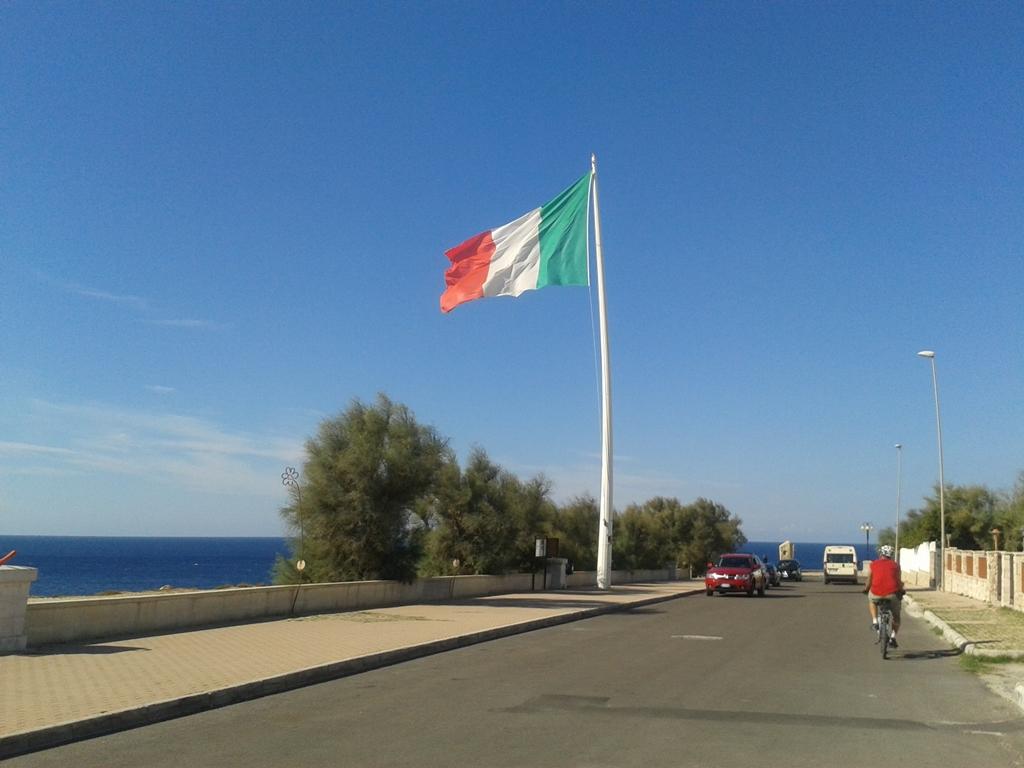 Seguindo pelo litoral em nosso sétimo dia de pedaladas