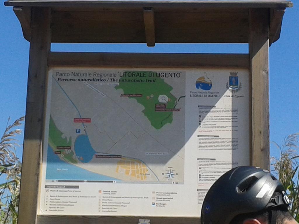 """Parque Natural Regional """"Riserva de Ugento"""""""