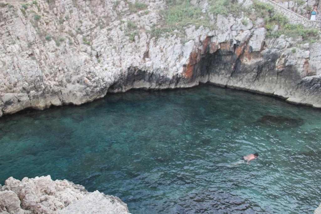 ótimo lugar para mergulhos...