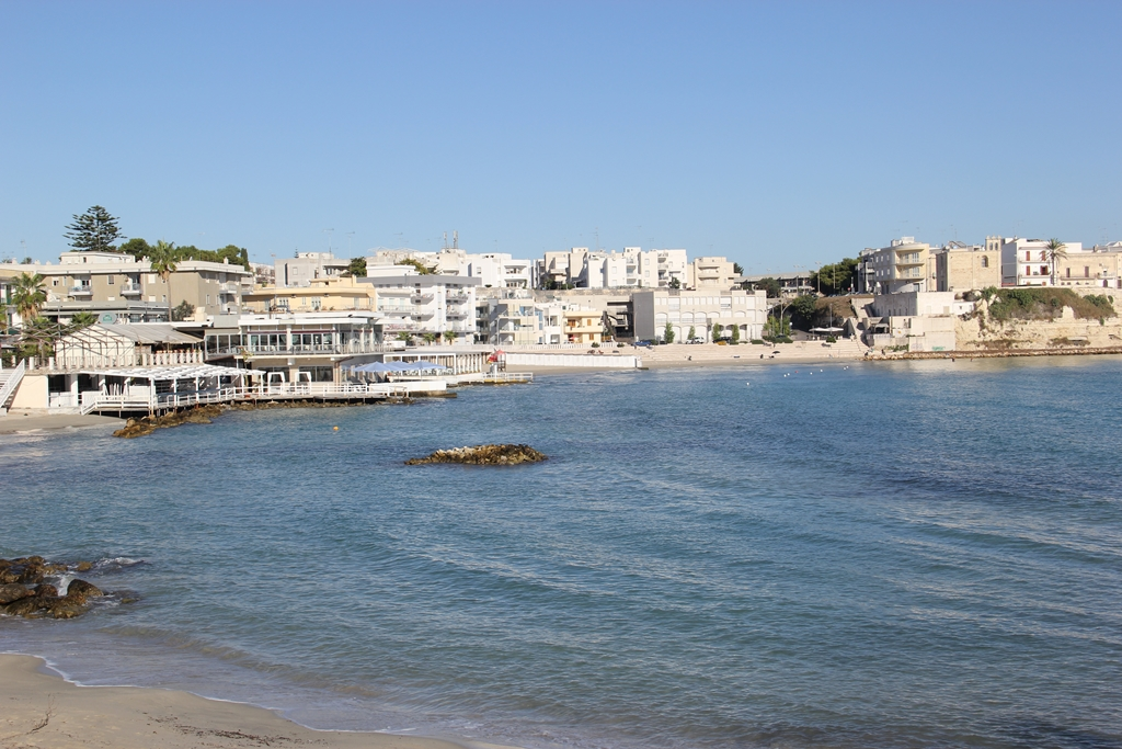 Vista de Otranto...
