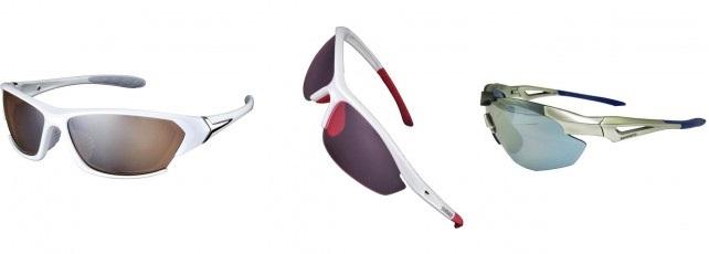 Equipamentos de ciclismo: óculos para pedalar