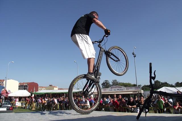 Até Onde Deu Pra Ir de Bicicleta - Bike Trial