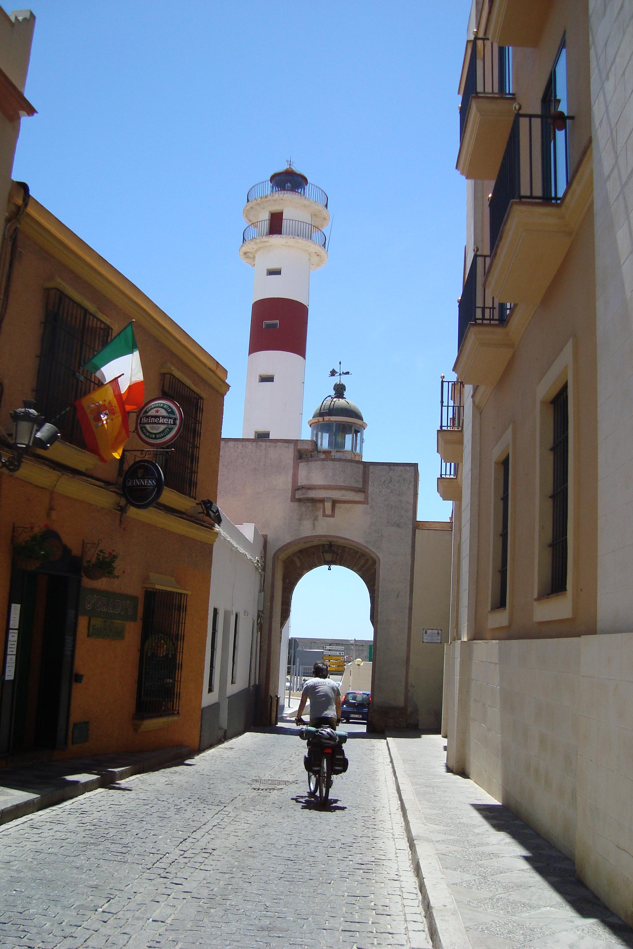 Málaga a Sagres