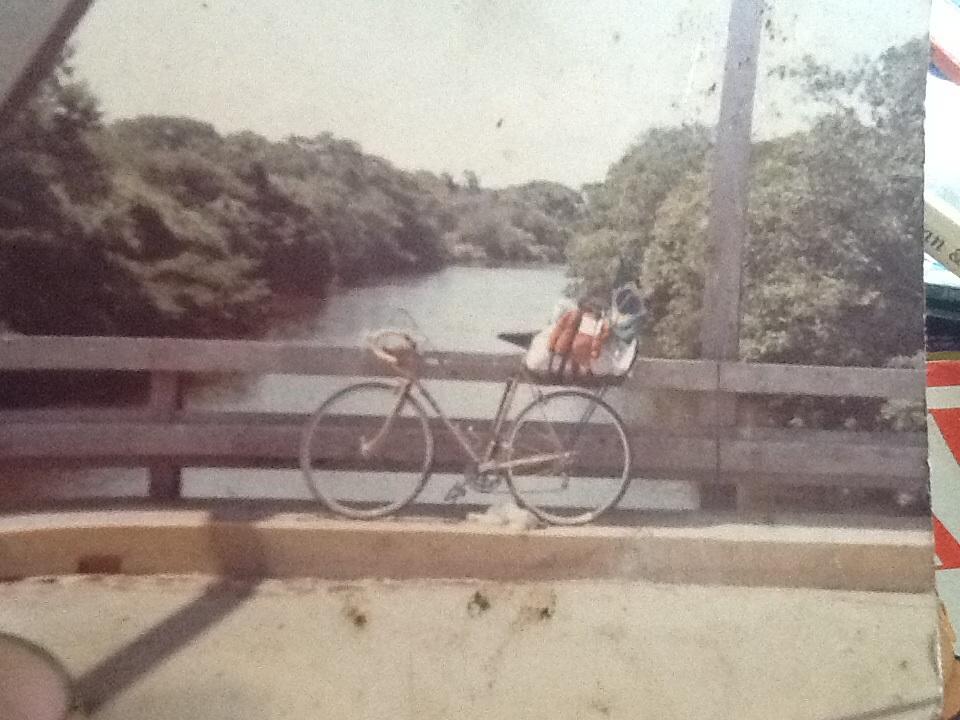 Uma vida de viagens e aventuras com a bicicleta