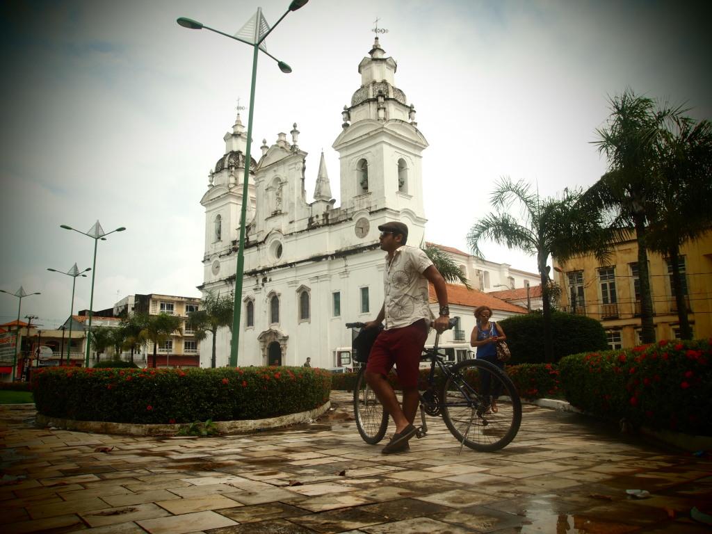 Um rolé em Belém do Pará