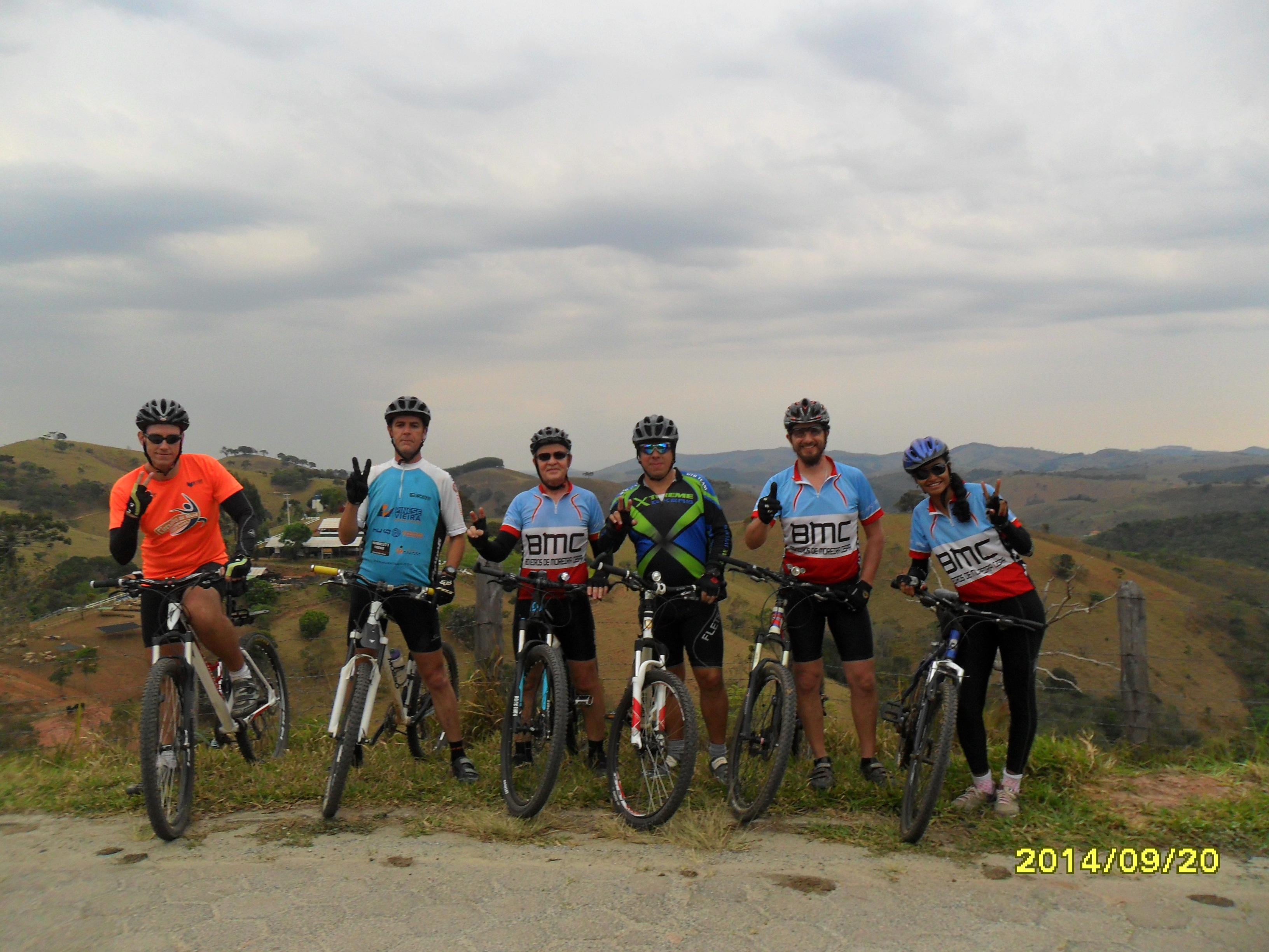 Cicloturismo: 186 km de Silveiras (SP) a Taubaté (SP)