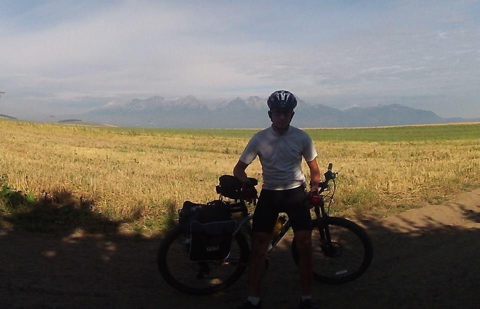 1650 km pelo Leste Europeu