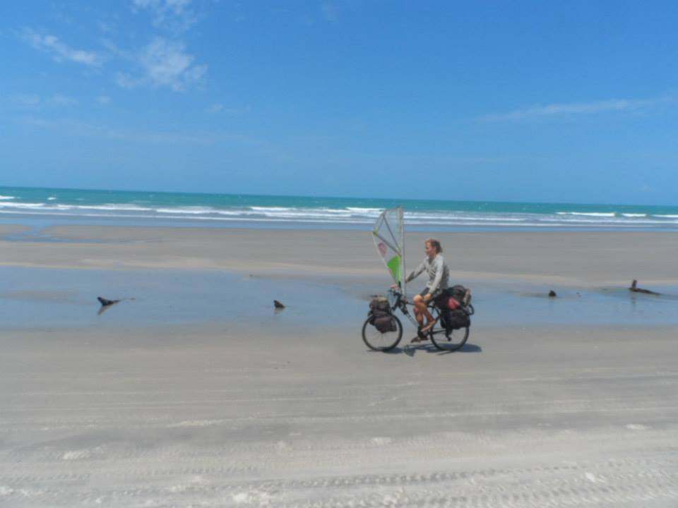 6.500 km de bicicleta pelo Brasil