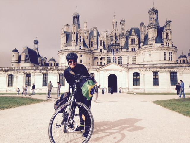 Uma aventura na França
