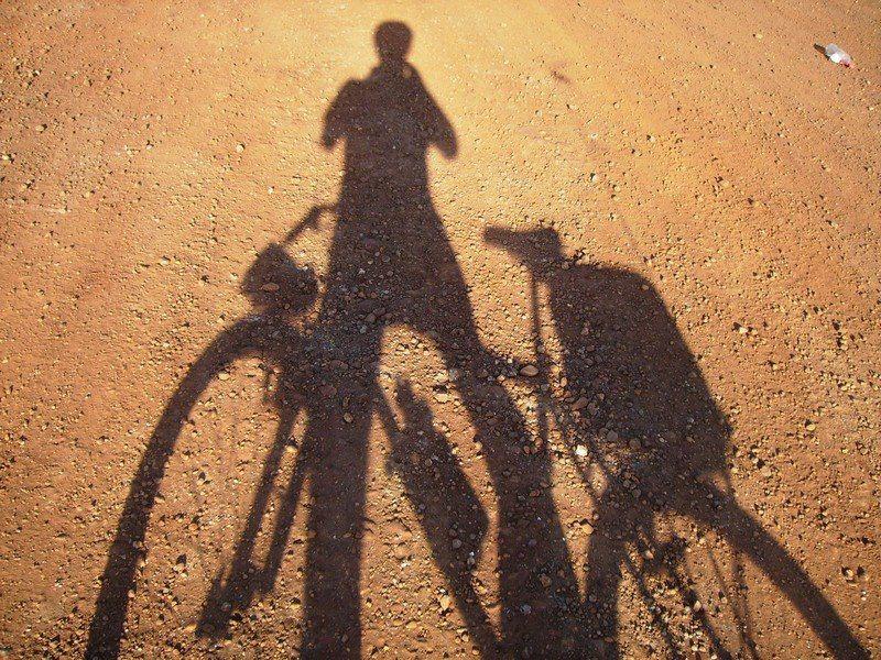 Mais de 50 anos de pedaladas. Foto: acervo pessoal Marco Labão