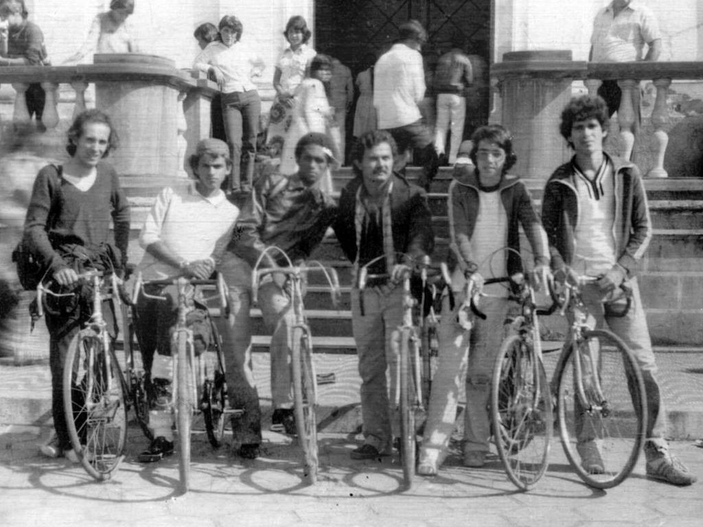 Pirapora em 1980