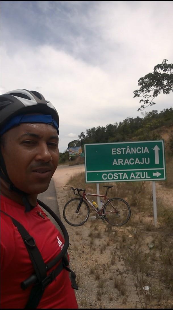 Foto: acervo pessoal Gildásio Pereira