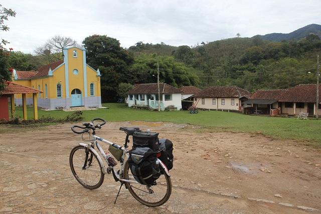 O bairro do Salão, em Wenceslau Braz (MG). Foto: André Schetino