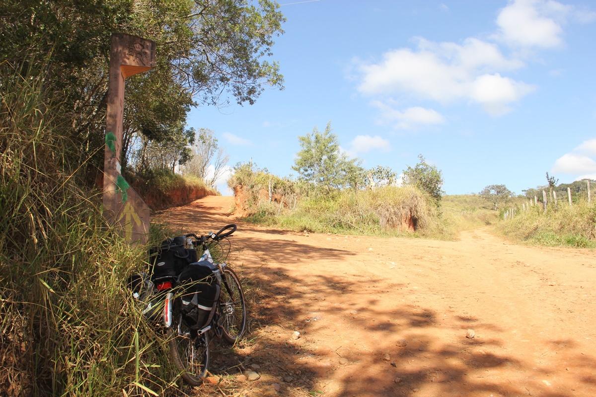 Estrada entre Caxambu e São Lourenço (MG). Foto: André Schetino