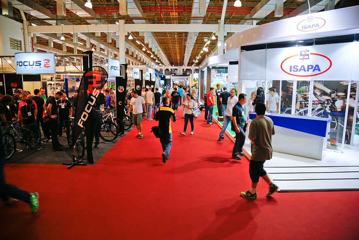 Brasil Cycle Fair recebe público final. Foto: Roberto Furtado/Brasil Cycle Fair