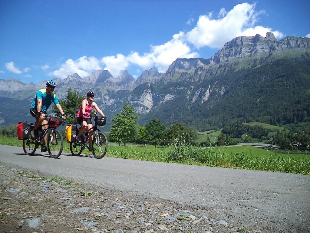 26.000 km com a bicicleta