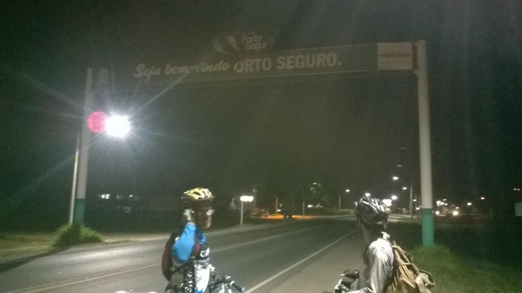 Montes Claros a Porto Seguro