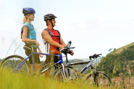 Emagrecer pedalando é saudável.
