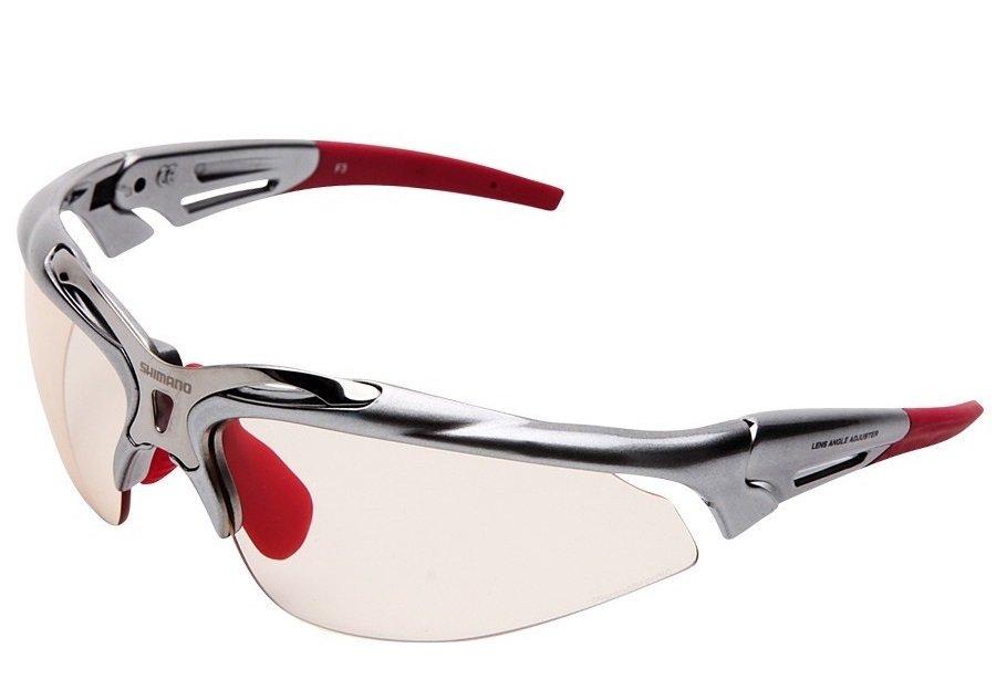 Óculos de ciclismo com lentes transparentes