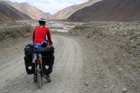 cicloturismo: quantos km pedalar por dia