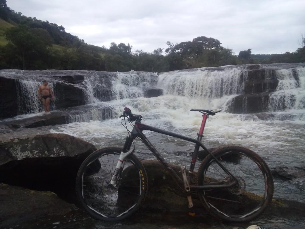 Cachoeira de Itauna em Baependi