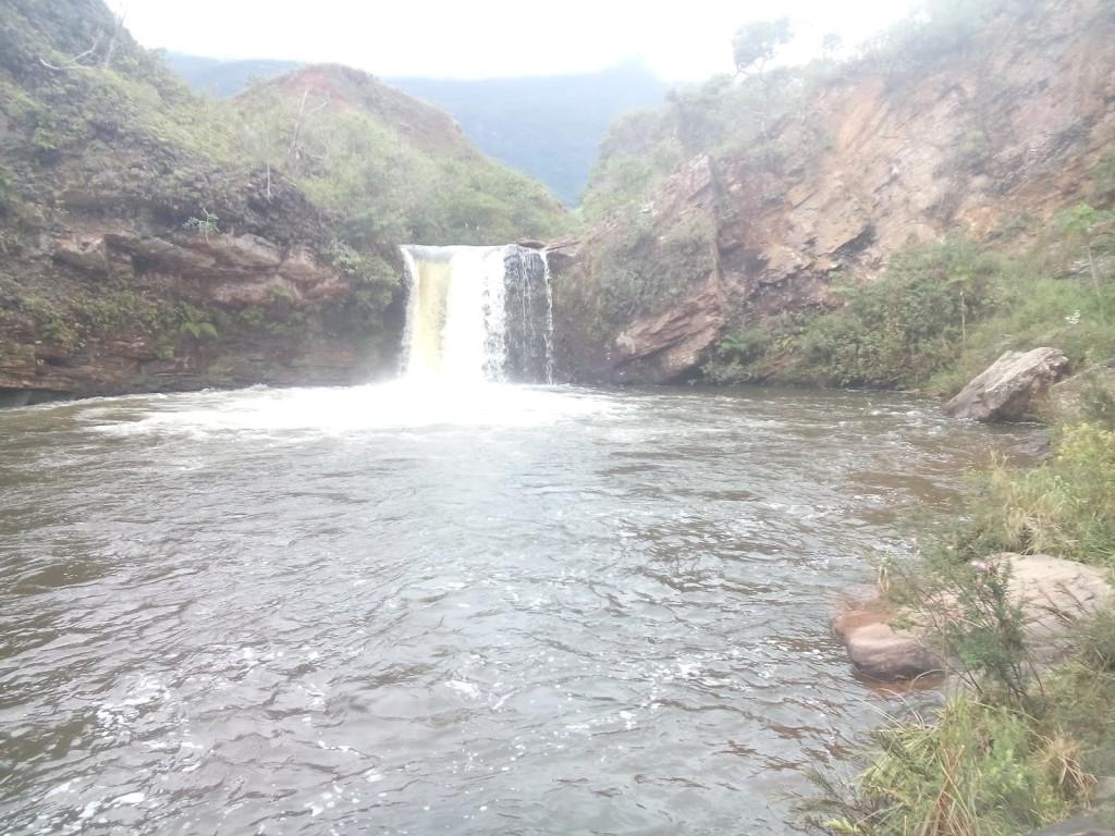 Cachoeira do Caldeirão.
