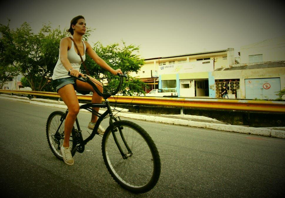 As mulheres e as barreiras no uso urbano da bicicleta