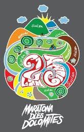 Logo da 25ª Maratona, em 2011