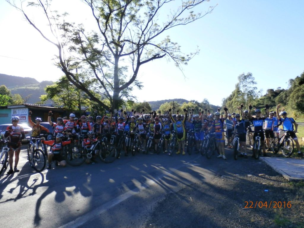 mountain bike serra do cadeado - PR