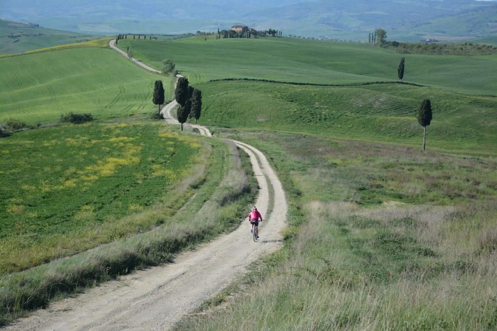 Cicloturismo na Toscana
