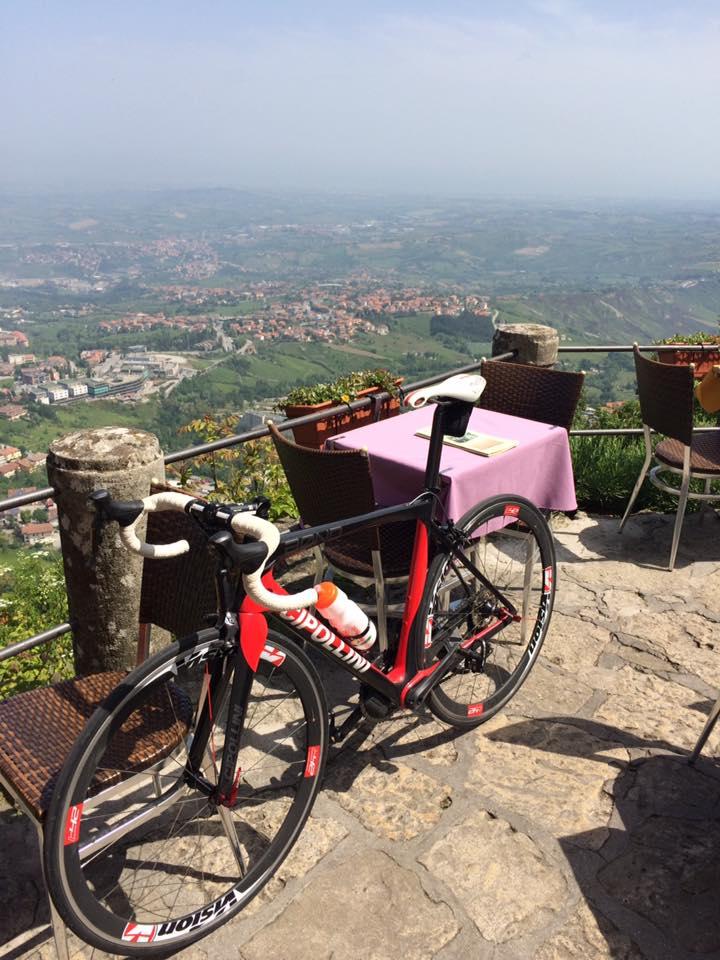 Pedal Riccione a San Marino