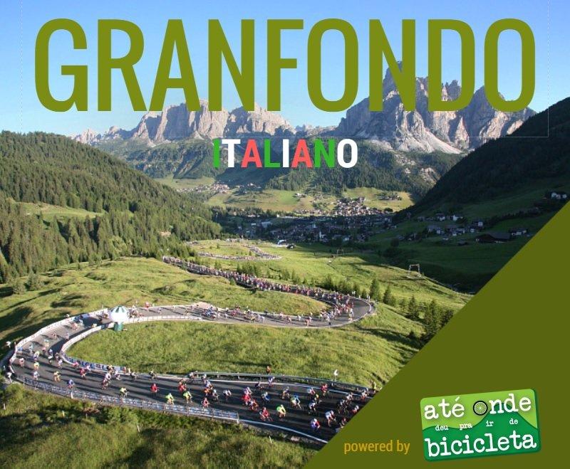 Infografico Granfondo na Italia