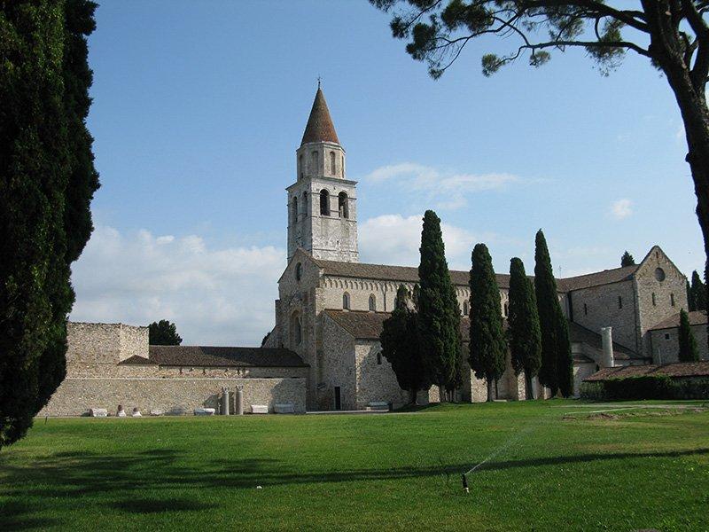 Basilica de Aquileia. Foto: FVG Tourism Archive