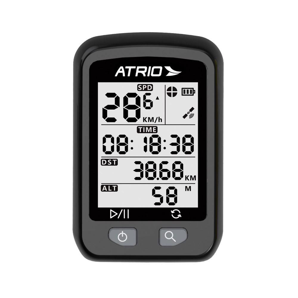 Gps para ciclismo Atrio Iron