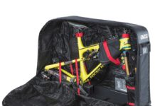 Mala Bike Travel Pro Evoc aberto