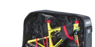 Mala Bike Travel Pro Evoc aberto