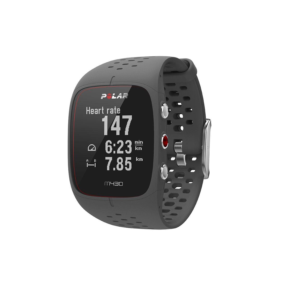 Monitor Cardíaco para ciclistas Polar M430 com gps