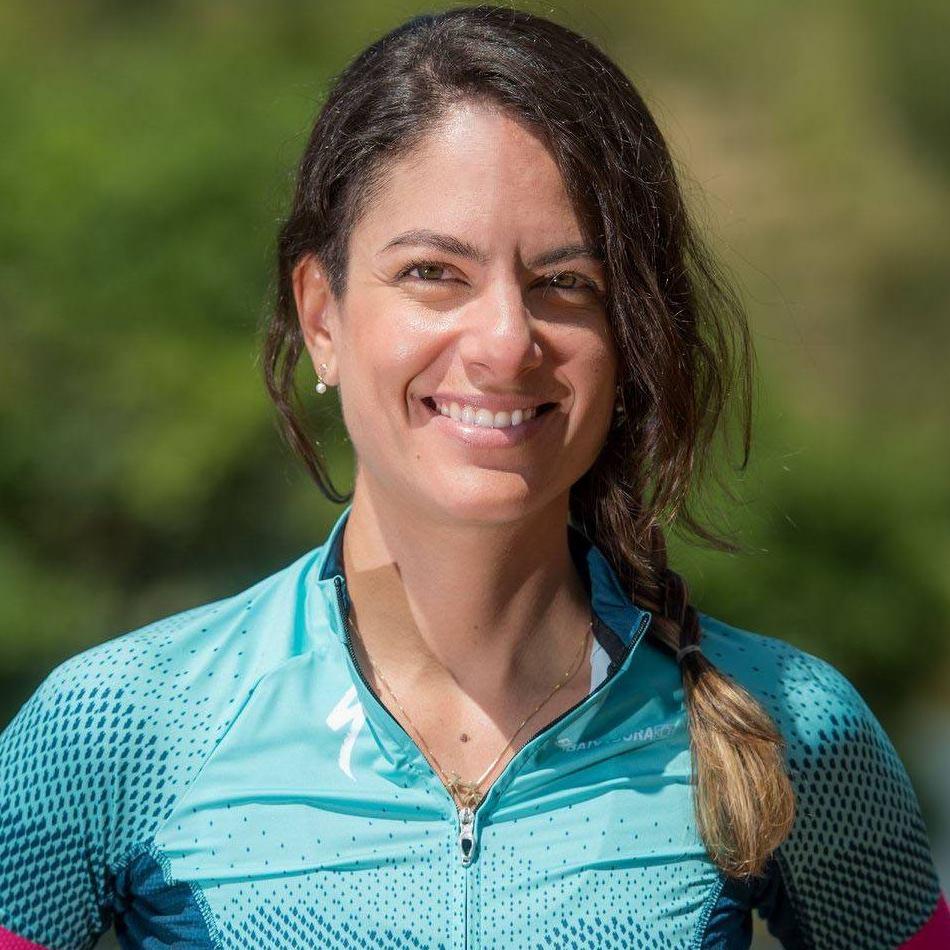 Renata Mesquita - mulheres inspiradoras para o ciclismo