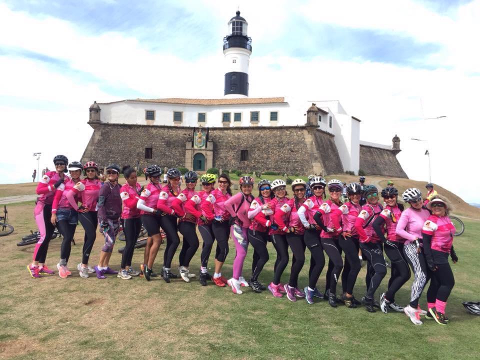 grupos de pedal feminino Meninas do pedal salvador
