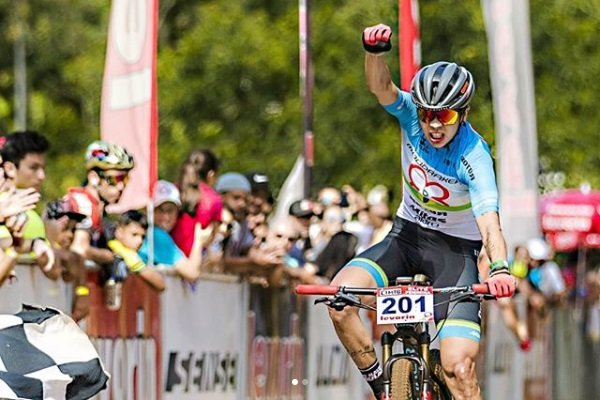 Raiza Goulao mulheres no mountain bike