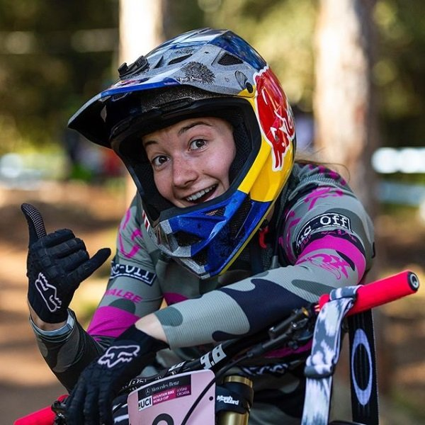 Tahnee Seagrave mulheres no downhill