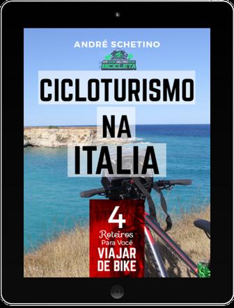 roteiros de cicloturismo na Italia