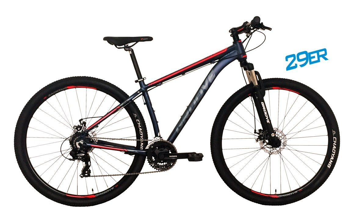 Groove Hype 50 mountain bike barata