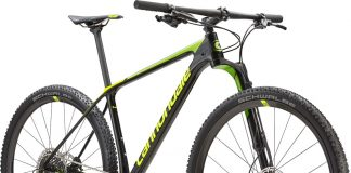 Cannondale F-Si HI MOD World Cup mountain bike de alto desempenho